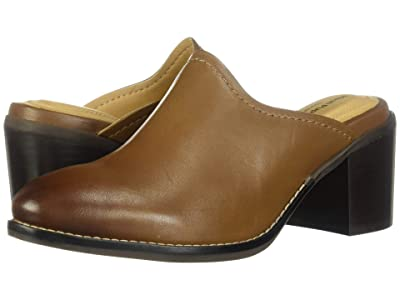 Hush Puppies Hannah Mule (Dachshund Leather) Women