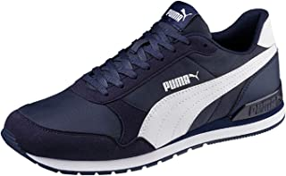 Puma Unisex Adult St Runner V2 Nl Cross Trainers, Blue (Peacoat-Puma White 8), 8 UK (42 EU)