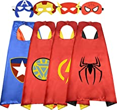 Best spiderman costume 3 4 year old Reviews