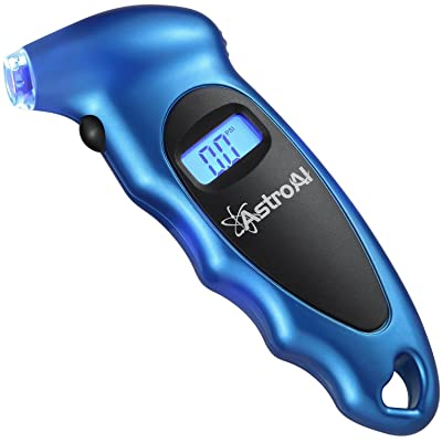 AstroAI Digital Tire Pressure Gauge 150 PSI 4 S...