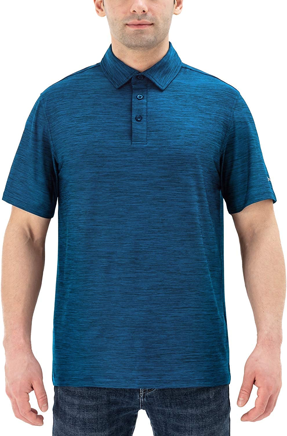 sold out NAVISKIN Max 40% OFF Men's Short Sleeve Golf Polo UPF 50+ O Shirts Dry Quick