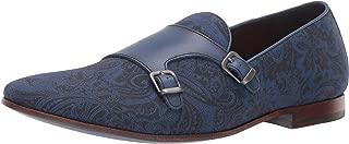 Men's Ermino Monk-Strap Loafer