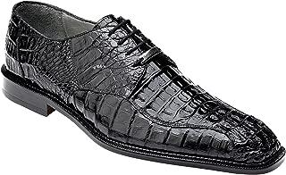 crocodile skin shoes mens