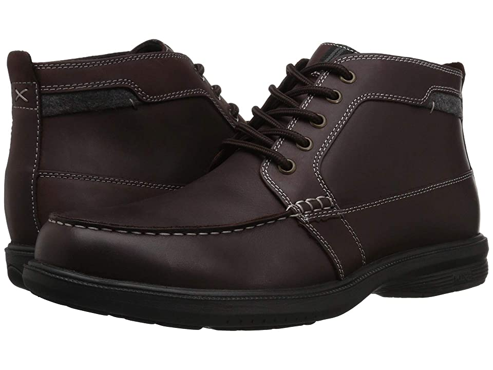 Nunn Bush Marley St. Moc Toe Boot (Burgundy) Men