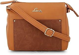 Lavie Onora Women's Sling Bag (Ocher) (Numbers 1)