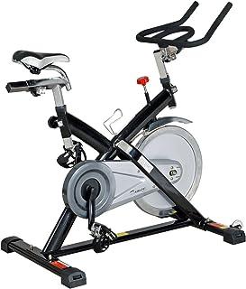 ダイコー(DAIKOU) フィットネスバイク 摩擦式無段階負荷 チェーン式駆動 スピンバイク 家庭用 DK-8910 【保証期間1年】