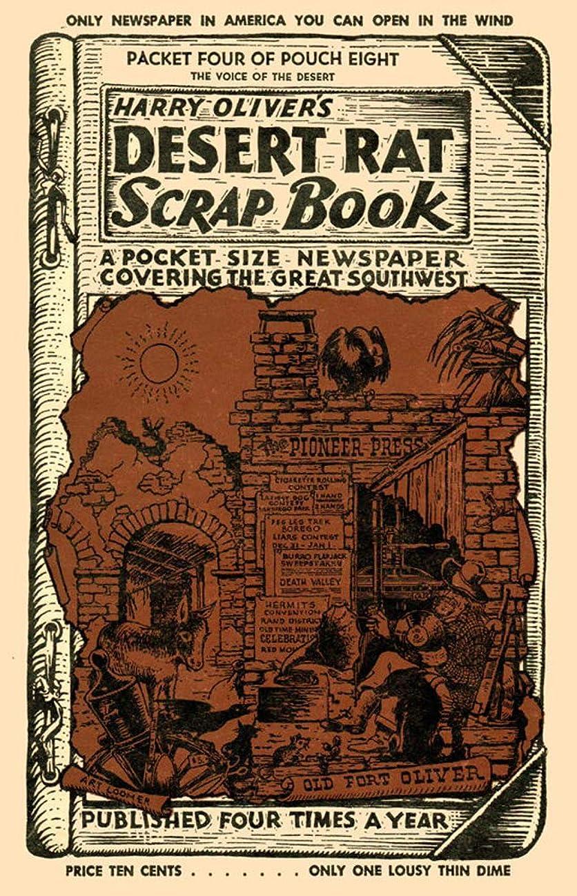 椅子肉豊富なThe Desert Rat Scrapbook- Pouch 8 Packet 4 (English Edition)