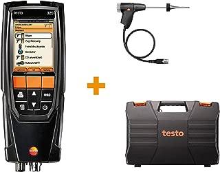 Testo, Inc. 0563 3220 70 testo 320 Flue Gas Analyzer Kit