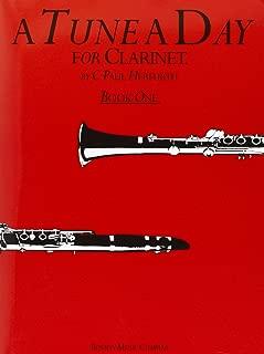A Tune a Day: Clarinet (A Tune a Day) (Bk. 1)