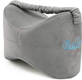 comprar comparacion Rodilla almohada, Ballery pierna de espuma de memoria cojín para ciática Alivio, dolor de espalda, dolor en la pierna, emb...
