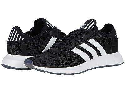 adidas Originals Swift Run X W (Core Black/Footwear White/Silver Metallic) Women