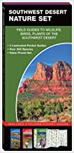 Southwest Desert Nature Set: Field Guides to Wildlife, Birds, Trees & Wildflowers of the Southwest Desert
