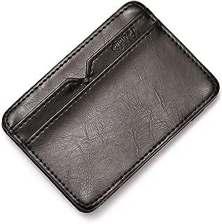 Credit Card Minimalist Wallets Leather Wallet