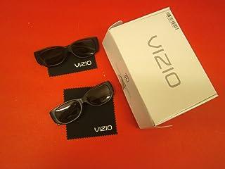 VIZIO M3D420SR, M3D421SR, M3D460SR, M3D550SR THEATER 3D GLASSES (4 PAIRS)