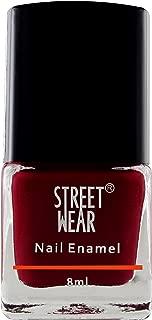 Street Wear Nail Enamel, Marron Magik, 8ml