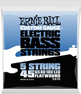 Best 5 string flatwound bass strings Reviews