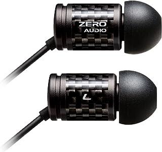 ZERO AUDIO インナーイヤーステレオヘッドホン カルボ バッソ ZH-DX210-CB
