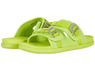 Native Kids Shoes Davis (Little Kid) (Chartreuse Green) Kid