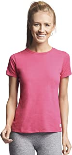 Russell Athletic Womens 64STTX0 Essential Short Sleeve Tee Short Sleeve T-Shirt