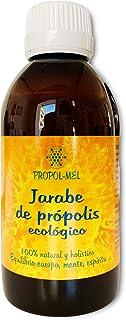 Jarabe de Propolis - 250 ml - BIO. Jarabe para la tos y la mucosidad en la garganta.