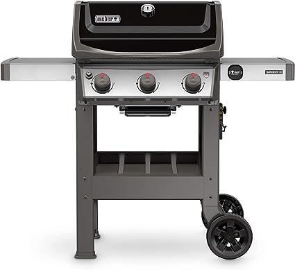 Weber Spirit II E-310 3-Burner Grill - The Best 3-Burner Grill