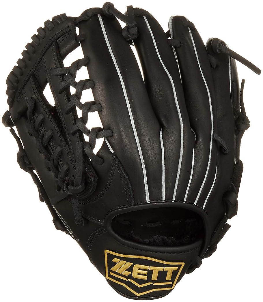 メロドラマ機械的疎外ZETT(ゼット) 少年野球 軟式 グランドヒーロー グラブ (グローブ) 新軟式ボール対応 オールラウンド用 BJGB72940