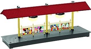 Lionel Disney, Electric O Gauge Model Train Accessories, Illuminated Station Platform