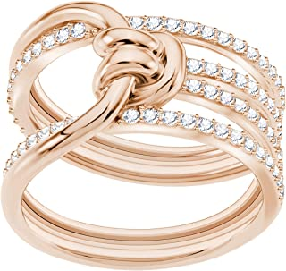 3d261e7cfd58b Amazon.co.uk: Swarovski - Rings / Women: Jewellery