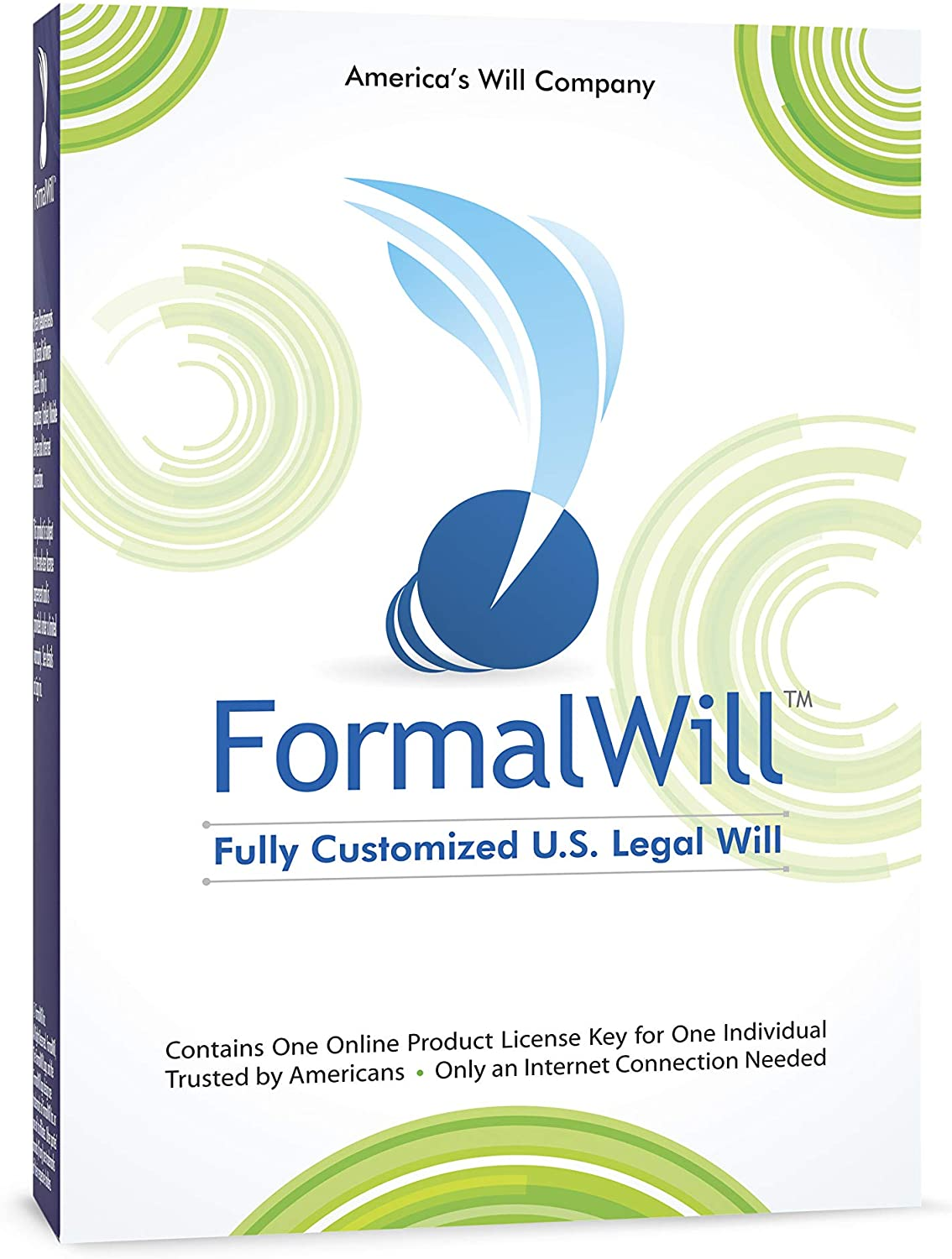 FormalWill Fully Customized Max 57% OFF U.S. Legal Will - New life 2021 Kit Software