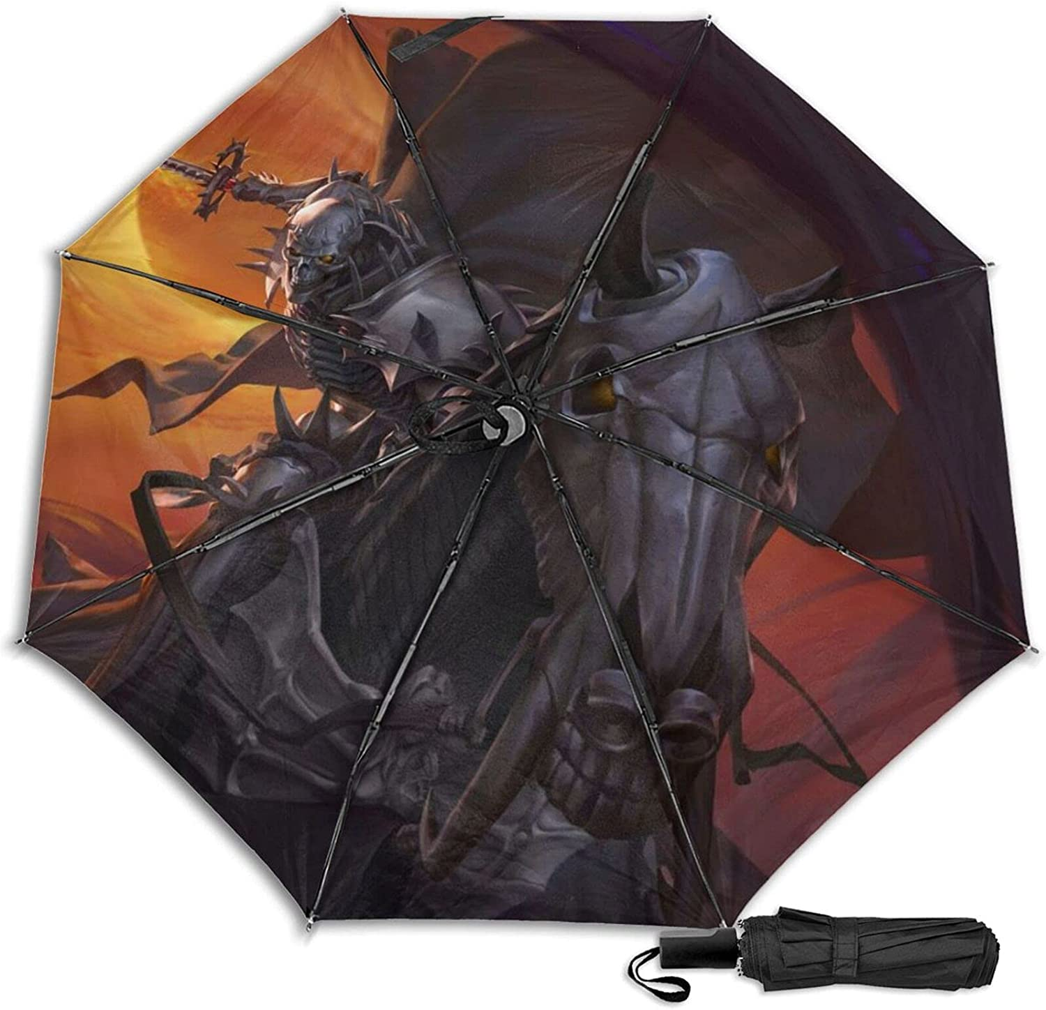 ZJGMNAA Berserk New mail order Windproof and Limited time for free shipping UV-Proof Trav Umbrella Sun Folding