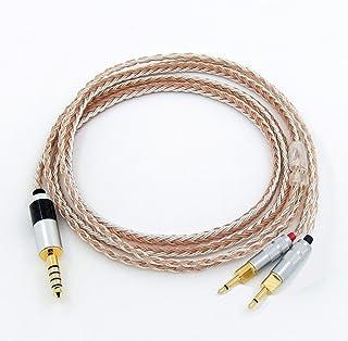 Gotor® 交換ヘッドホンケーブル HD700 HD 700 ヘッドホン 対応用 バランスケーブル ヘッドフォン ケーブル 4.4mmバランス 単結晶銅 リケーブル