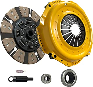 Ultim8 Stage 3 Heavy Duty Highest Performance Clutch Kit for Max Power Delivery & Longer Life, Fits 94-98 Dodge Ram 2500 3500 5.9L Cummins Diesel (05-073-3)