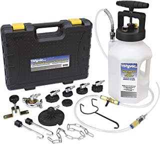 Mityvac MV6840 Hydraulic Brake and Clutch Pressure Bleeding System with Integrated Safety..