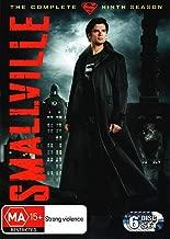 Smallville Season 9 | 6 Discs | NON-USA Format | PAL | Region 4 Import - Australia