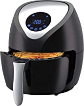Air Fryer w/Digital LED Touch Display 1400 Watts with Slide out Basket & Pan - 4.0L (1812)