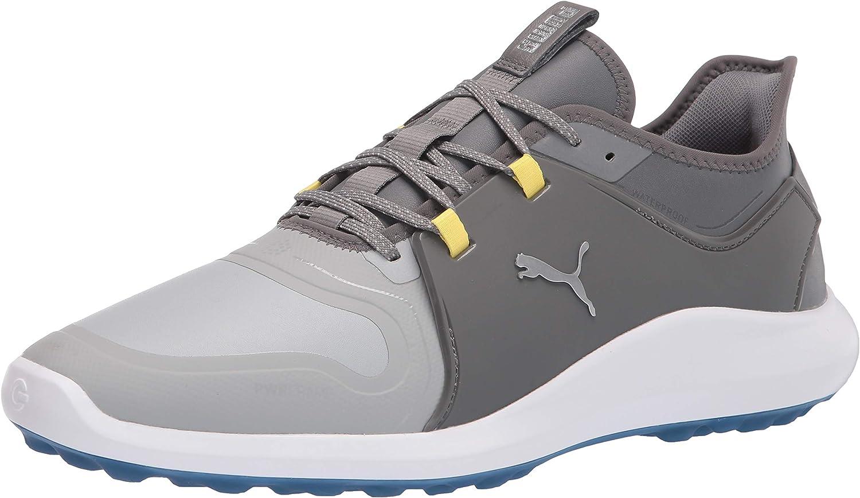 PUMA Men's Ignite Fasten8 Pro Golf Shoe
