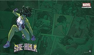 Fantasy Flight Games Marvel Champions LCG She Hulk Game Mat