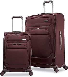 Samsonite Stack-IT 2 Piece Hardside Suitcase