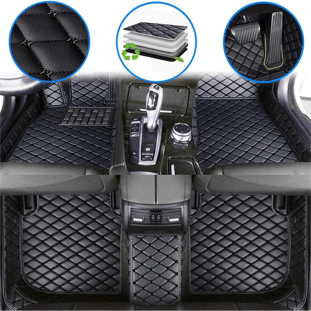 Ruberpig Car Custom Floor Mats wholesale for Mustang famous Ford 200 Shelby GT500