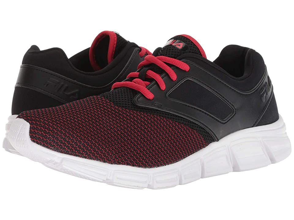 Fila O-Ray Running (Fila Red/Black/White) Men