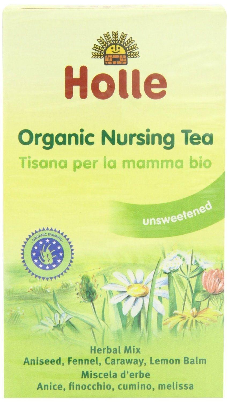 Holle Organic Nursing Tea 30g 20 Tea bags (Pack of 2)