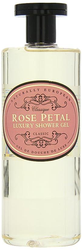 おじさんママウナギNaturally European Rose Petal Luxury Refreshing Shower Gel 500ml