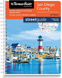 San Diego County Street Guide (Thomas Guide)