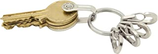 True Utility Keyring System, Silver, One Size
