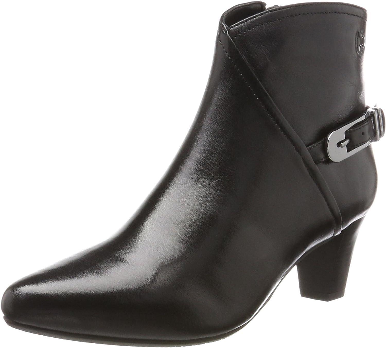 Gerry Weber kvinnor Ankle stövlar bspringaaa, (cognac) G39226MI90  370 370 370  Toppvarumärken säljer billigt