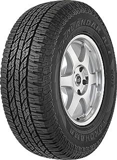 Yokohama 275/70R16 114H Tubeless Geolander G015 A/T Tires, Black