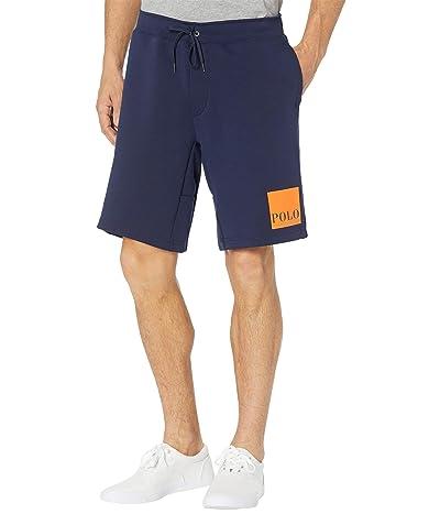 Polo Ralph Lauren 7.5 Logo Double-Knit Shorts (Cruise Navy) Men