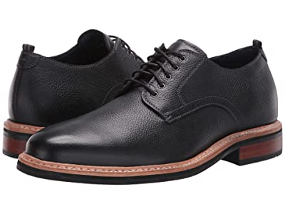 Cole Haan Frankland Grand Plain Toe Oxford (Black) Men