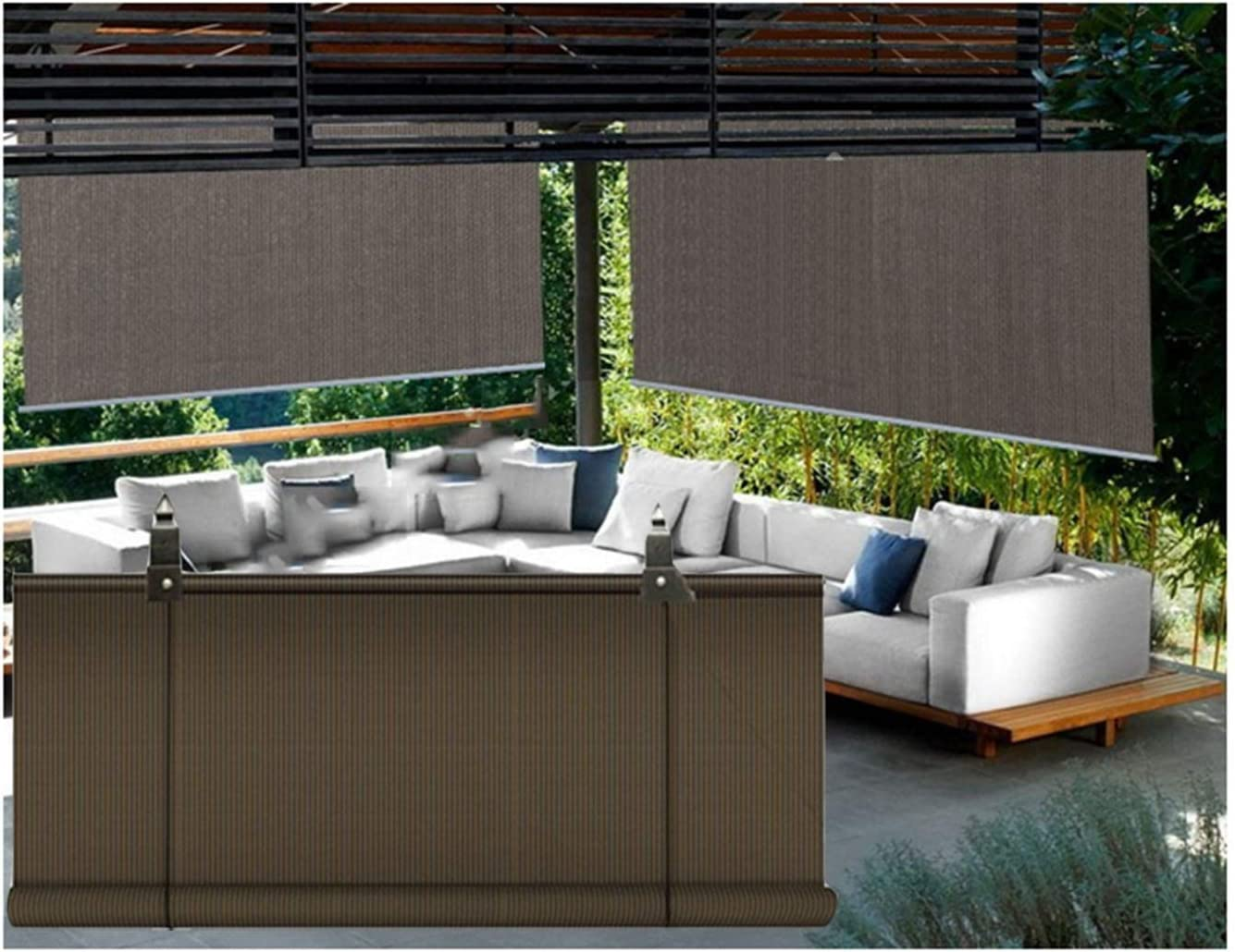 XYUfly20 Household Blackout Max 71% OFF Roller Blinds Bl New Orleans Mall Sunshade Waterproof