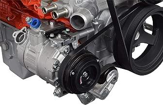 ICT Billet LS Swap A/C Compressor Bracket Kit Truck Compatible with BMW 330i E46 LS1 LS3 LSX 4.8L 5.3L 6.0L 551797-3
